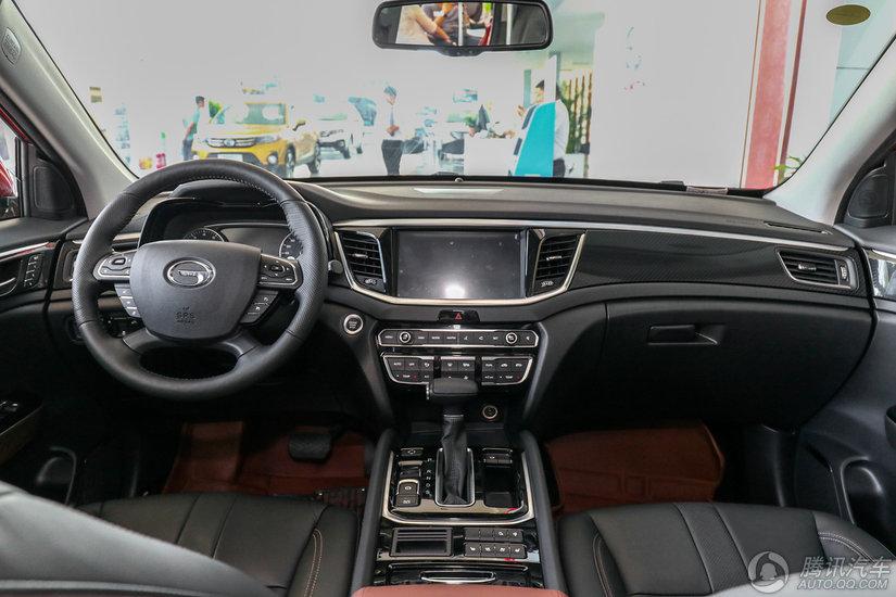 传祺GS7 2017款 320T 四驱豪华智联型