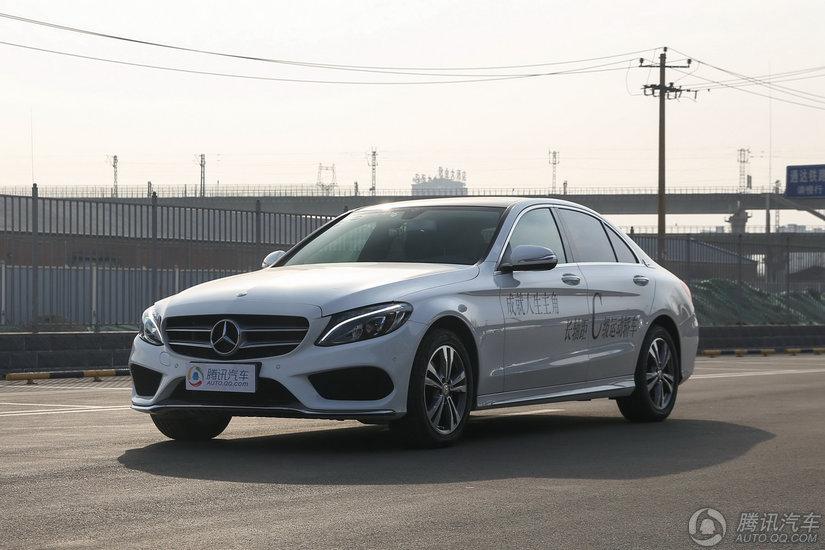 [腾讯行情]惠州 奔驰C级车型优惠3万元