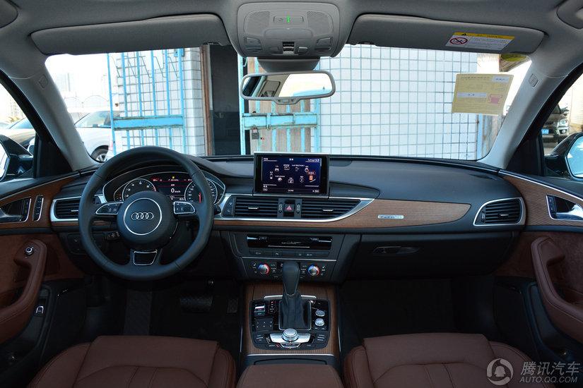 奥迪A6L 2018款 30周年年型 45 TFSI quattro 豪华型