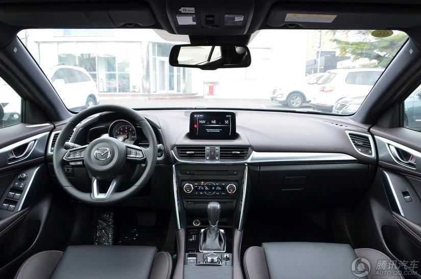 马自达CX-4 2018款 2.0L AT两驱蓝天领先版