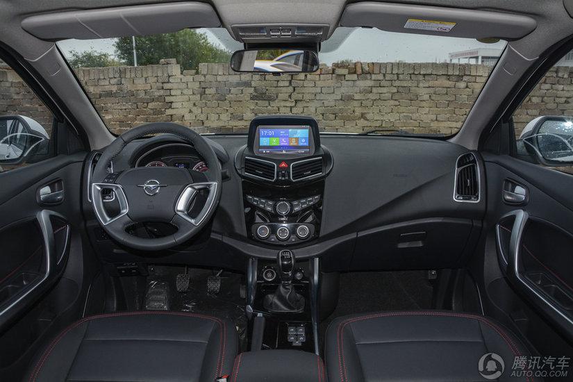 海马S5 2018款 1.5T MT豪华型
