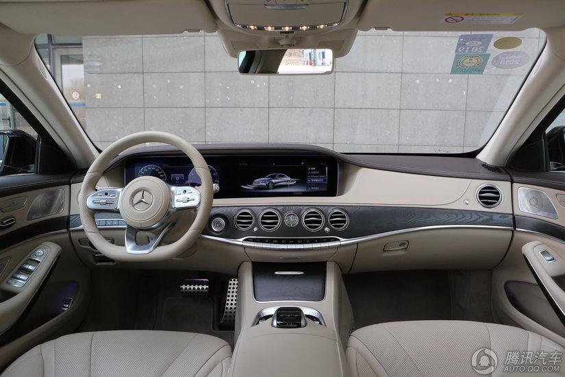 奔驰S级 2018款 S 450 L 4MATIC