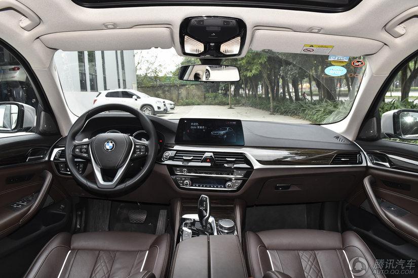 宝马5系 2018款 530Li 尊享型 豪华套装