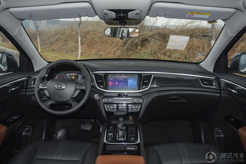 传祺GS7 2017款 280T 两驱豪华型