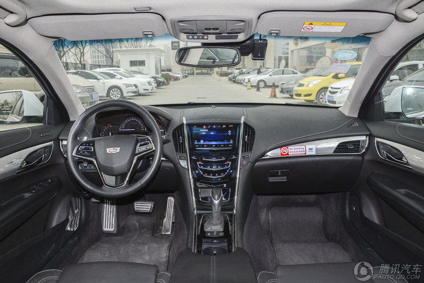 凯迪拉克ATS-L 2017款 28T 豪华型