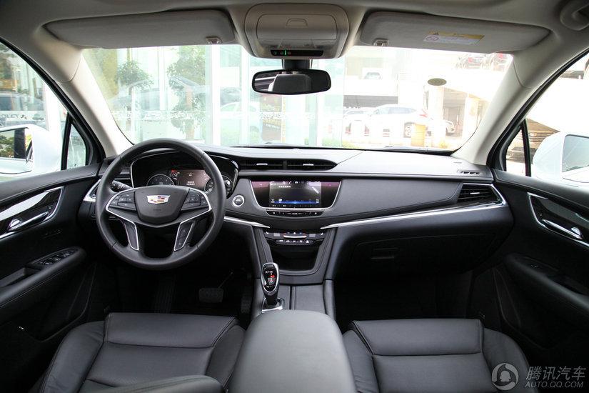凯迪拉克XT5 2018款 28T 四驱豪华型