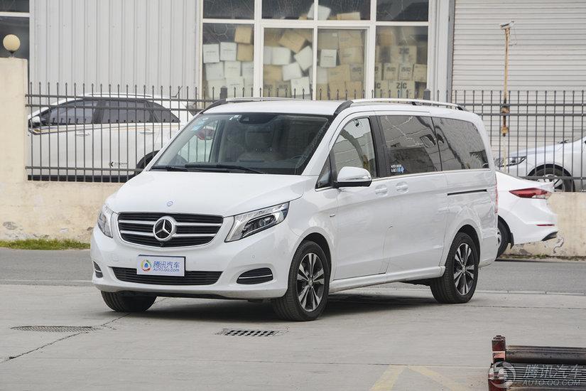 [腾讯行情]天津 奔驰V级现车优惠高达3万