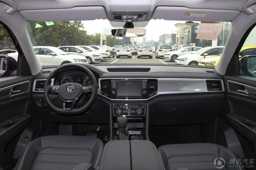 途昂 2017款 380TSI DSG四驱豪华版