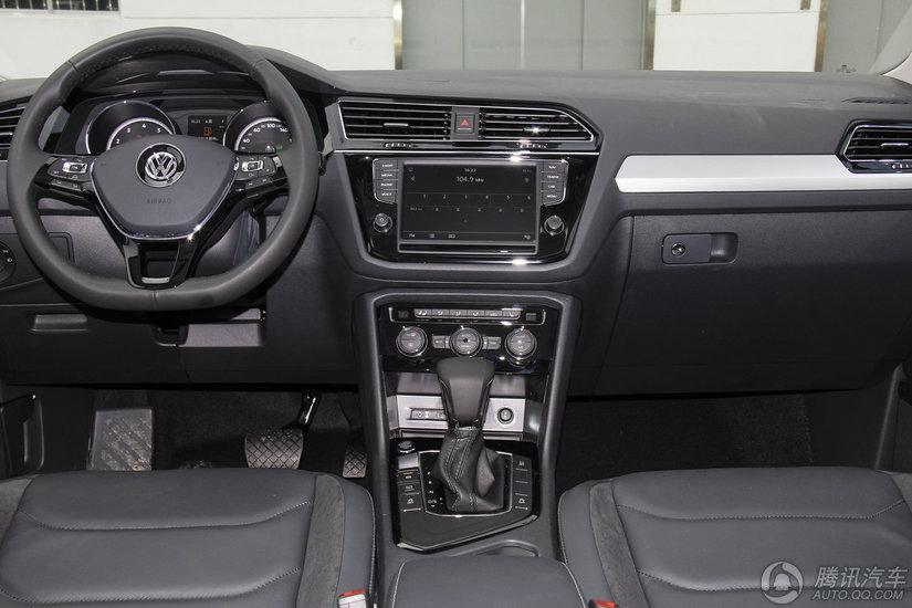 途观L 2017款 380TSI DCT四驱豪华版