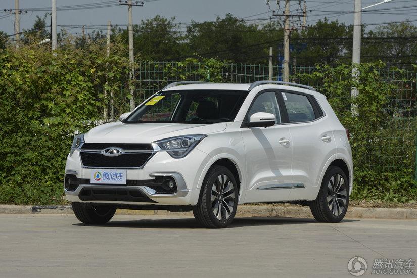 [腾讯行情]西安 瑞虎5X 购车优惠5000元