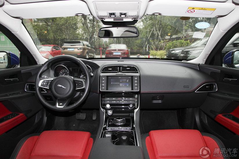 捷豹XE 2018款 2.0T 200PS 两驱 R-SPORT 运动版