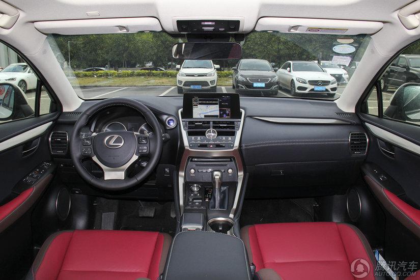 雷克萨斯NX  2017款 300h 前驱 锋尚版