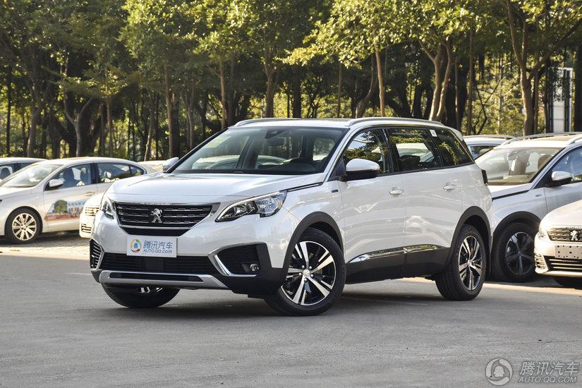 [腾讯行情]广州 标致5008购车优惠达2万