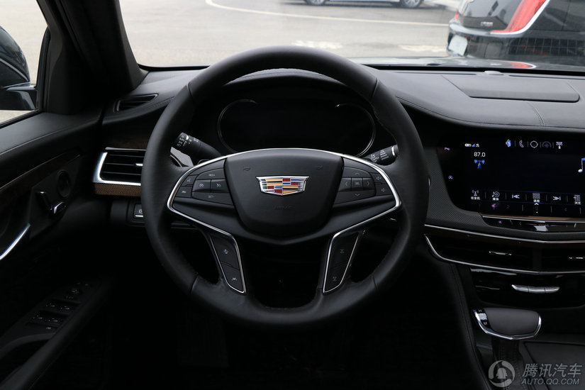 凯迪拉克CT6 2017款 28T AT豪华型