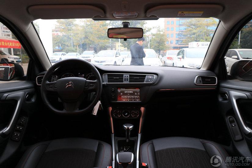 雪铁龙C3-XR 2018款 1.6L AT先锋型