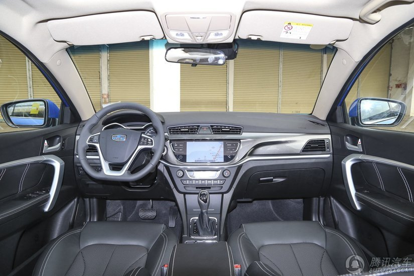帝豪 2017款 三厢 百万款 1.5L CVT向上型