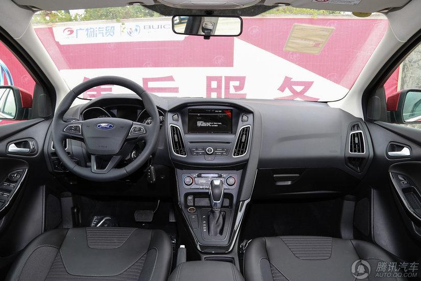 福克斯 2017款 两厢 EcoBoost 180 自动精英型