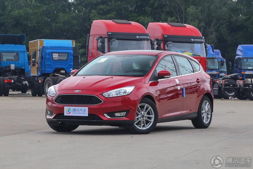 [腾讯行情]广州 福特福克斯购车直降3万元