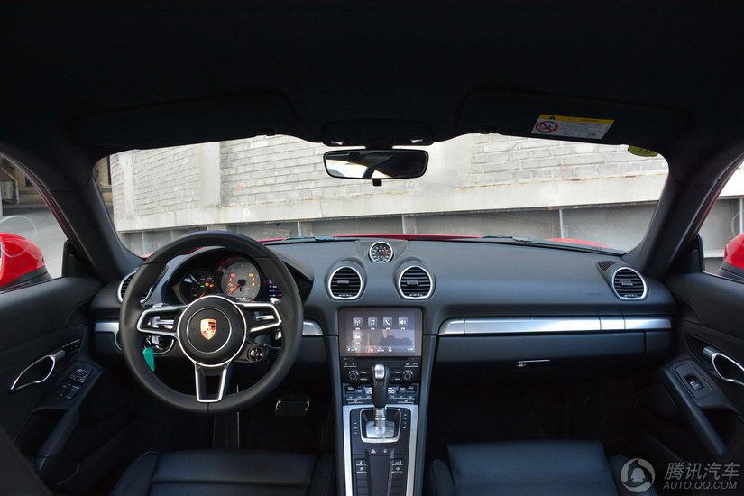 保时捷718 2016款 718 Cayman S 2.5T