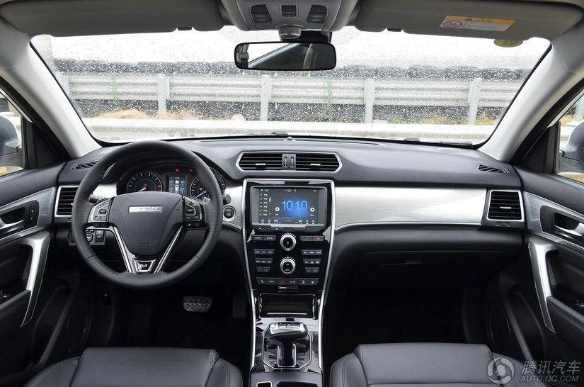 哈弗H2 2018款 红标 1.5T DCT两驱豪华型