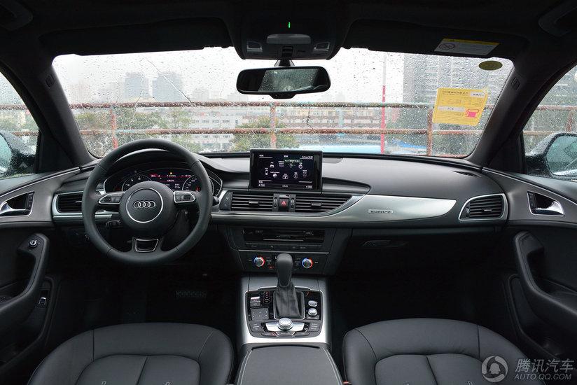 A6L 2018款 30周年年型 45 TFSI quattro 运动型