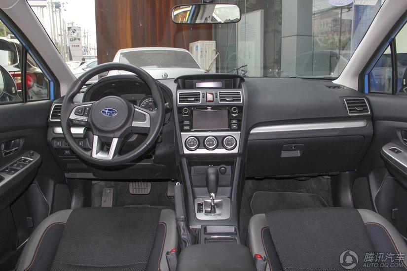 斯巴鲁XV  2016款 2.0i CVT进取版