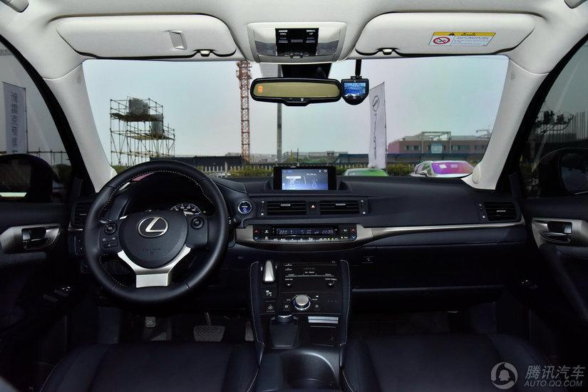 雷克萨斯CT 2017款 CT200h CVT舒适版 单色