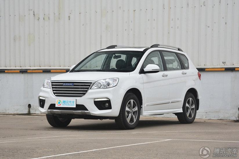 [腾讯行情]惠州 哈弗H6车型优惠高达1万