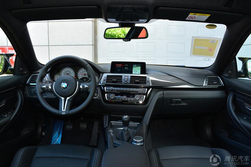 M4 2017款 双门轿跑车 MT