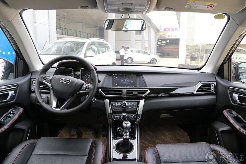 众泰大迈X5 2016款 1.5T手动 豪华型