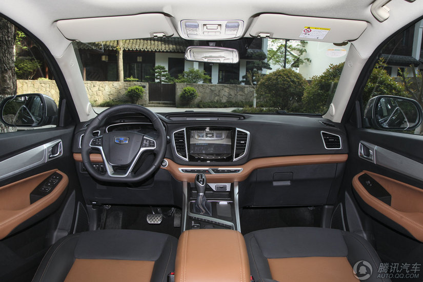 2018款  远景SUV