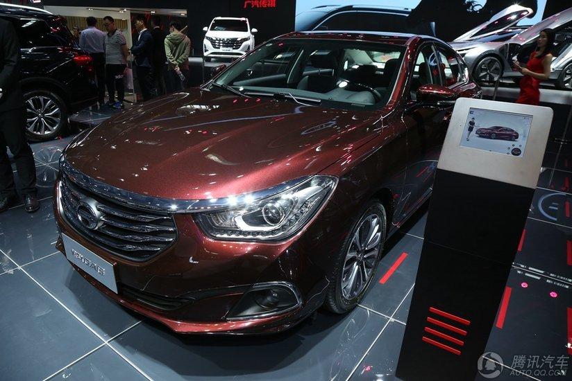 [腾讯行情]中山 传祺GA6现金优惠1.5万元