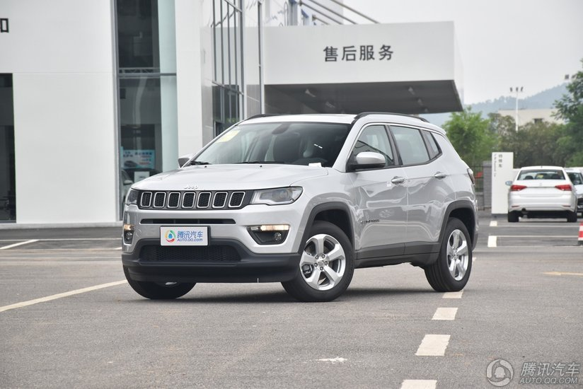 [騰訊行情]重慶 Jeep指南者優惠1.8萬元
