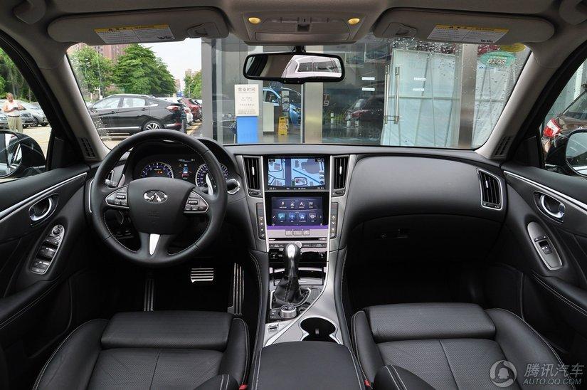 英菲尼迪Q50 2014款 2.0T AT豪华运动版