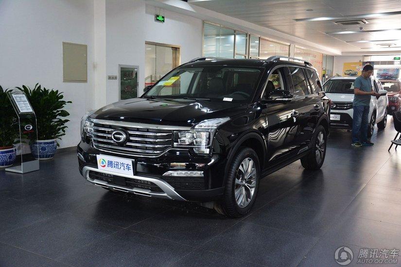 [腾讯行情]北京 传祺GS8让利高达1.5万元