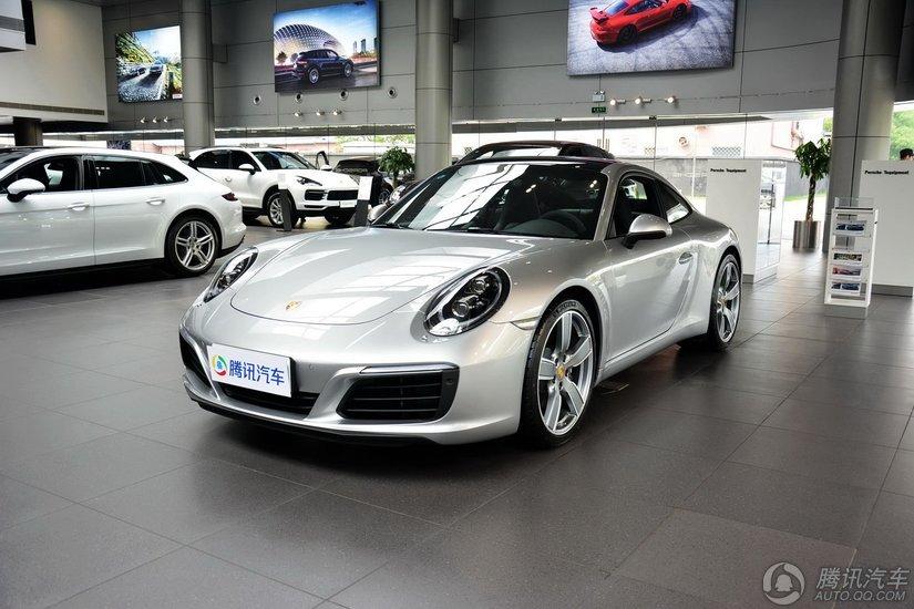 [腾讯行情]上海 保时捷911价格直降30万元