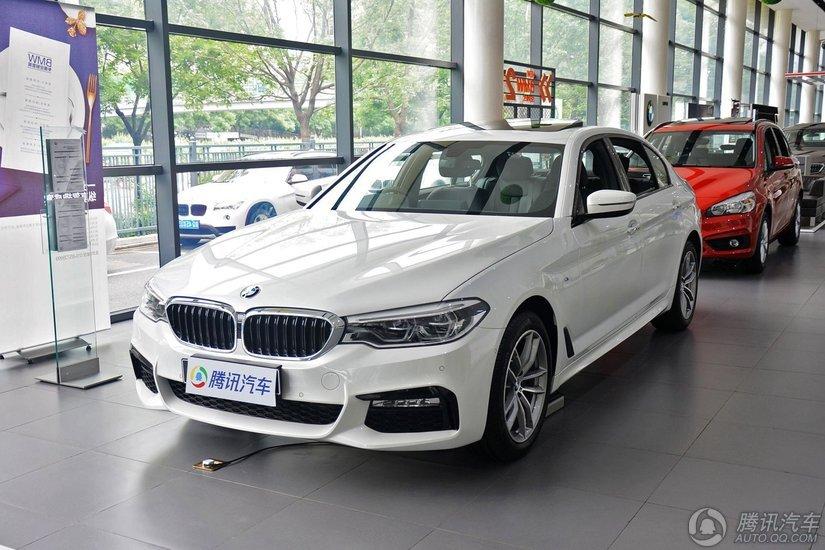 [腾讯行情]上海 宝马5系优惠高达14.8万元