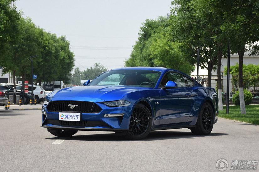 [腾讯行情]石家庄 Mustang优惠高达2万元