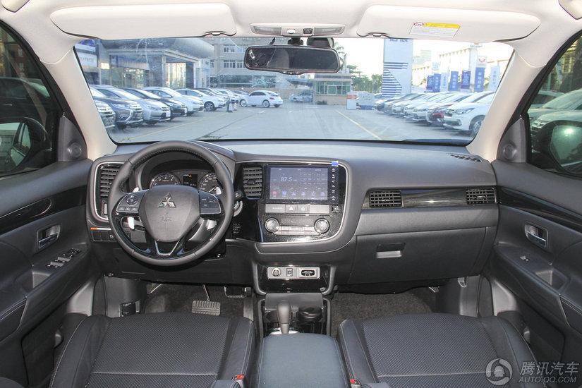 2018款 2.4L CVT四驱精英版(5座)