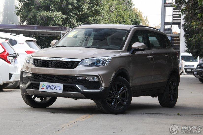 [腾讯行情]郑州 猎豹CS9 购车优惠1.1万