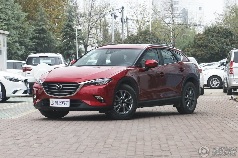 [腾讯行情]北京 马自达CX-4优惠达7000元