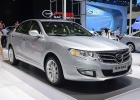 传祺GA5 2013款 1.8L 自动豪华型