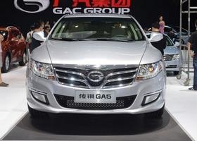 传祺GA5 2013款 2.0L 自动精英版