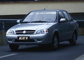 羚羊 2012款 1.3L 手动致富版