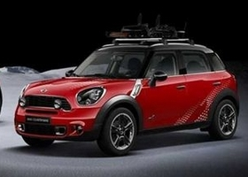 MINI COUNTRYMAN 2013款 1.6T COOPER S All 4 滑雪版