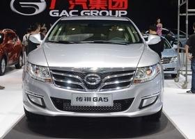 传祺GA5 2013款 1.8T 自动精英版