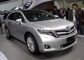 Venza威飒 2013款 2.7L AT两驱豪华版