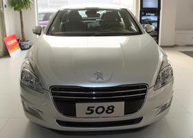 标致508 2013款 2.3L AT两周年纪念旗舰版