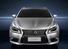 LS系列 2014款 460L 豪华版