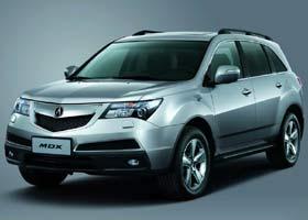 MDX 2010款 3.7L V6标准版